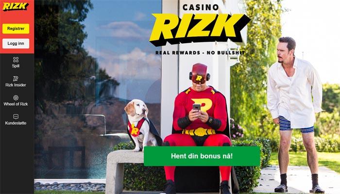 Rizk Norsk kasino
