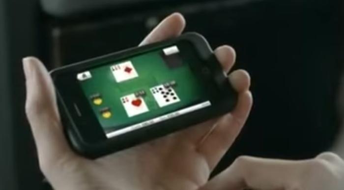 mobil kortspill blackjack