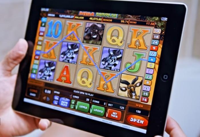 spill kasino på mobilen